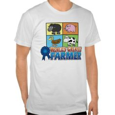 ==>>Big Save on          	World's Greatest Farmer Shirt           	World's Greatest Farmer Shirt In our offer link above you will seeDiscount Deals          	World's Greatest Farmer Shirt please follow the link to see fully reviews...Cleck Hot Deals >>> http://www.zazzle.com/worlds_greatest_farmer_shirt-235007343854024007?rf=238627982471231924&zbar=1&tc=terrest