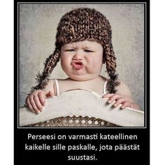Aiheeseen liittyvä kuva Funny Baby Faces, Funny Babies, Mal Humor, Vintage Pictures, Happy Quotes, Cool Things To Make, Funny Photos, Rock And Roll, Jokes