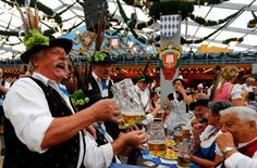 Things to do in Munich. Places to visit in Munich. Plan a trip to Munich. Fun things to do in Munich with kids. World Festival, Beer Festival, Jdm, Cool Places To Visit, Places To Go, Munich Oktoberfest, First Day Of Autumn, Opening Weekend, German Beer