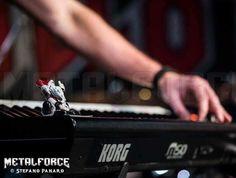 Grazie a @stefanopanarophotography per questo bello scatto in cui c'è il mio piccolo Babbo Natale Metal  e grazie a Max per averlo portato!   #eventiroma #metal #metalmusic #musicband #keyboard #keyboardist #keyboards #tastiera #tastierista #roma #igersroma #ig_roma #igerslazio #ig_lazio #igersitaly #igersitalia #ig_italy #ig_europe #instagramers #polymerclay #fimo #fimocreation #miniature #carachter #arcillapolimerica #cosafarearoma