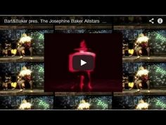 "can't stop listening, electro-swing by Bart & Baker: The Josephine Baker All Stars ""ma petite tonkinoise"" - video ..."