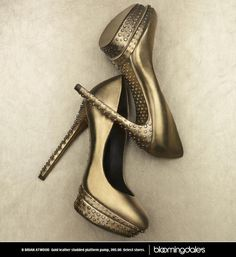 Studded B Brian Atwood pumps