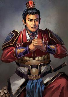Xiahou Hui by CT-115.deviantart.com on @DeviantArt