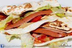 Piadina wurstel, senape, insalata e pomodoro #rimini #italianstreetfood#italianfood #piadina#piada#cucinaitaliana#CasinadelboscoSeguici: www.facebook.com/casinadelbosco
