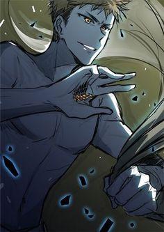 Shingeki no kyojin - Jean