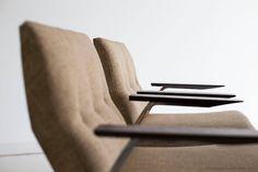 Georges Vanrijk Lounge Chairs for Beaufort image 5