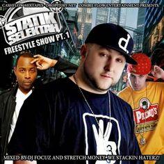 DJ FOCUZ MIXTAPES: D.J. Focuz and Stretch Money Presents Statik Selek...