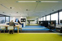 Nederlands hoofdkantoor Siemens in Den Haag door JHK Architecten - alle projecten - projecten - de Architect