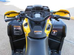 Used 2015 Can-Am Outlander X mr 800R ATVs For Sale in Louisiana. 2015 Can-Am Outlander X mr 800R, 2015 Can-Am® Outlander X® mr 800R Best-in-class Rotax® power gets you out of every mud hole quicker. With its 51-inch wheelbase, the Outlander 800R X mr is light and easy to control. Plus its class-leading power lets you get into deep mud and know you ll get out the other side. Features May Include 71-hp Rotac 800R V-Twin engine The 800 cc liquid-cooled Rotax V-Twin powerplant produces 71-hp…