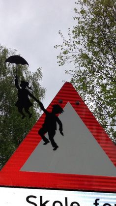 A magical sign from Norway!