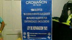 Ley Nacional para víctimas sobrevivientes y familiares de la tragedia de República Cromañón