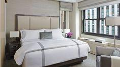Premier Suite Bedroom #quinhotel