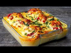 Good Food, Yummy Food, Yams, Dessert Recipes, Desserts, Lasagna, Quiche, Delish, Food And Drink