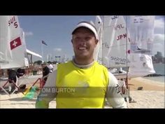 2014 ISAF Sailing World Cup Final Abu Dhabi - Wrap-Up - YouTube Tom Burton interview...