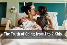 We discuss the truth of going from 1 to 2 kids and the realness that we have experienced as parents with now two children. Having two kids isn't easy!