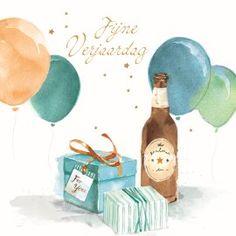 Feliciteer de jarige met dit hippe kaartje. #Hallmark #HallmarkNL #verjaardag #birthday #happybday #bday #jarig #felicitatie