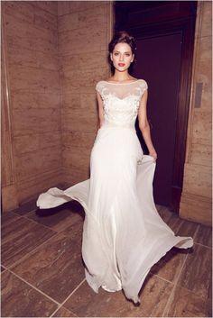 Jamie Wedding Dress  by Karen Willis Holmes