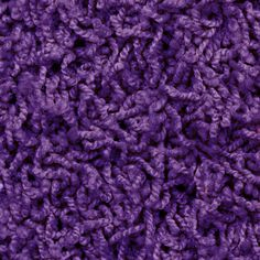 Purple shag carpeting.  That's what I'm talkin' about!