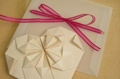 Origami Love Note.