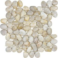 Anatolia Bliss Pebble Stones - Zen  Fiji Cream