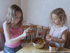 Highhill Homeschool: Chicken Soup