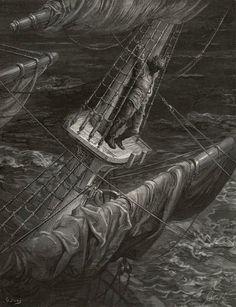 """themarinevampireshop:  """"Gustave Doré {1832-1883}  """""""
