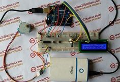 Stepper Motor Control System Based On Arduino With ULN2003 Chip - Open Electronics