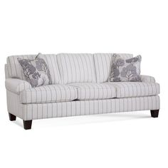 New Grand Park Sofa by Braxton Culler Sofas Home Decor Furniture. Fashion is a popular style Home Decor Furniture, Sofa Furniture, Living Room Furniture, Furniture Sets, Furniture Design, Striped Furniture, Coffee Table Metal Frame, Old Bookcase, Sofa Home