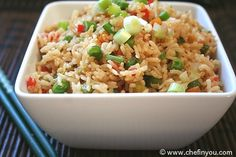 Combined with recipe from Eating Well...Indo Chinese Recipes | Easy Indian Chinese Recipes