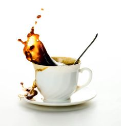 Coffee -- HUGE study shows that coffee drinkers live longer!