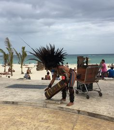 A short ferry ride to Playa del Carmen - just another fun activity around the Riviera Maya.