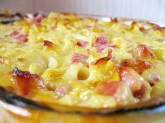 Horsey Ham Casserole Recipe - Food.com