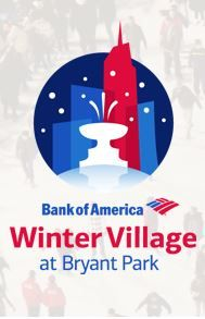 NYC, Style and a little Cannoli: Bank of America Winter Village at Bryant Park Opening 2015