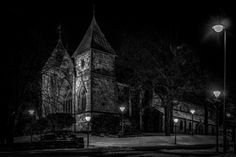 Stavanger Cathedral – AANESTAD IN BLACK & WHITE