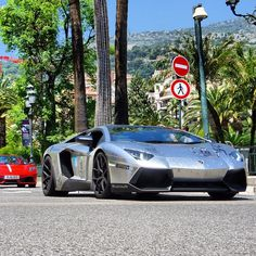Shining bright like a lamborghini in monaco!