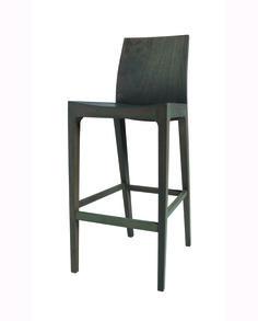 KOTO 5509 STOOL Solid beech-wood frame. Plywood back. Plywood seat or upholstered. Polyureteane varnuse finishes. Vergés