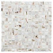 Art Van Gold Mix Glass Mosaic  $2.99/sq ft flooranddecor.com