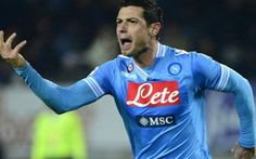 Il Napoli ferma la sua serie positiva contro il Sassuolo #dzemaili #napolisassuolo #pareggio
