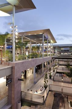 View full picture gallery of La Maquinista Extension Shopping Mall Architecture, Shopping Mall Interior, Retail Architecture, Cultural Architecture, Commercial Architecture, Architecture Design, Shopping Street, Mall Facade, Retail Facade