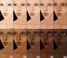 sims 2 haarfarben