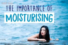 The Importance of Moisturising (Even for Oily Skin! Face Care, Skin Care, Skincare For Oily Skin, Korean Face, Moisturiser, Korean Skincare, Korean Beauty, Healthy Skin, Looks Great