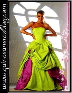 Fotos Bonitas de Vestidos de 15 años 2012-2013