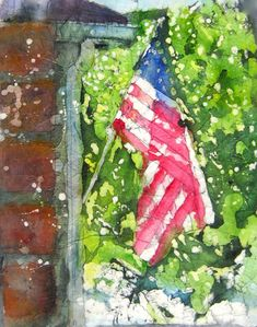 Whittier Artists: 4th of July, Lucy  Breeden