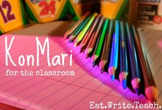 Eat. Write. Teach.: Konmari for the Classroom