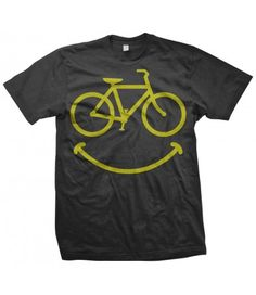 cute bike shirt :)