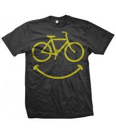 cute bike shirt :)