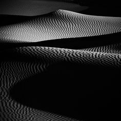 Sand Dunes - Photography by Rosa Frei. S)