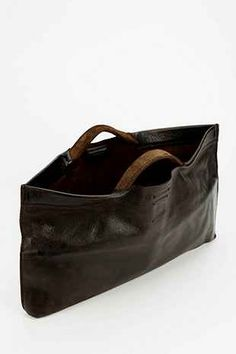 Jo East Leather Tote Bag - Urban Outfitters
