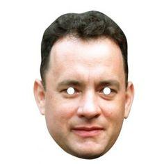 Tom Hanks Celebrity Mask