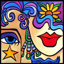 Resultado de imagen para cubismo pop art